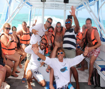 Isla Mujeres things to do with Fun, Professional Guides