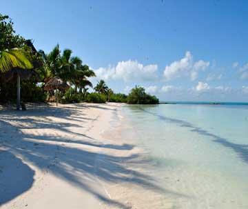 Isla Contoy and Isla Mujeres beaches are bautiful