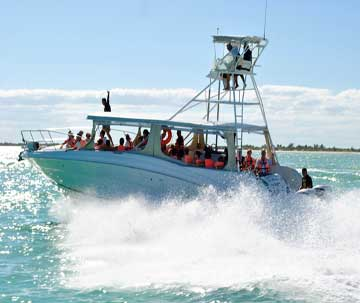 High Level of Safety for the Contoy Island and  Isla Mujeres Excursion