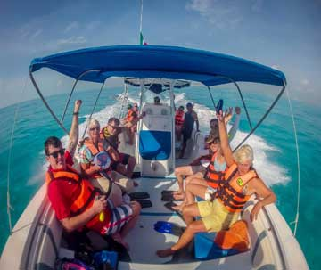 High Level of Safety of the Holbox Tour