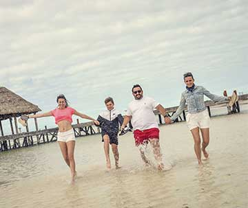 Fun for the Whole Family in the Isla Holbox Tour