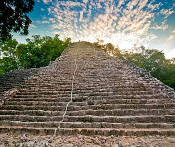 Private Coba and Tulum Ruins Tour unique things to do in riviera maya