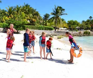 High Level of Safety in Riviera Maya excursions
