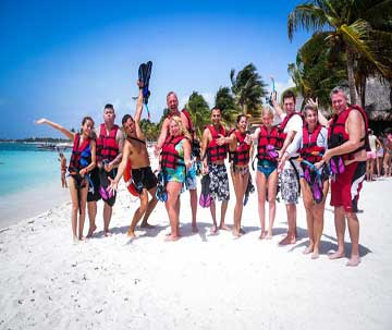 Fun, Professional Guides in the Tulum Tour